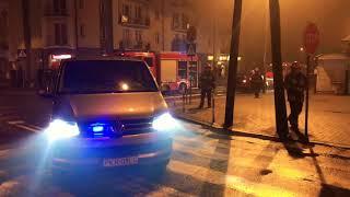 Wypadek w Kaliszu. Mężczyzna potrącony na oznakowanym przejściu dla pieszych.