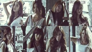 [MP3/DL]01. GIRLS' GENERATION - Catch Me If You Can [Korean Version]
