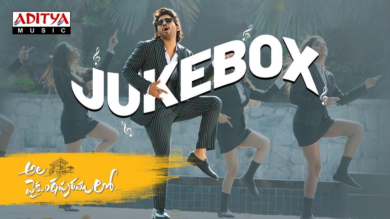 Ala Vaikunthapurramuloo Jukebox