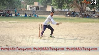 Master of Reverse Shots in Cosco Cricket (Kannu Dharamkot)