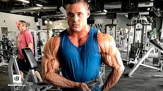 Biceps & Triceps Workout for Bigger Arms + Q&A | Logan Franklin by Bodybuilding.com