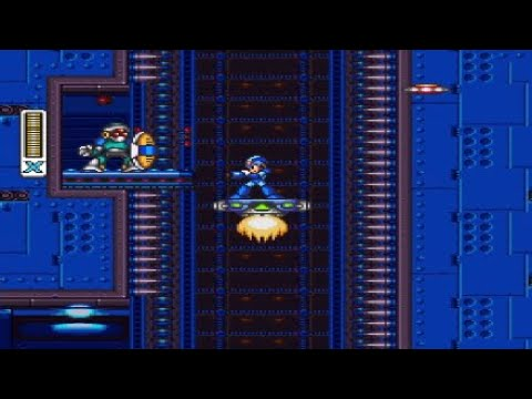 I Came Unprepared [#1] Mega Man X2
