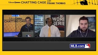Chatting Cage: Frank Thomas answers fans' questions