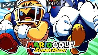 Mario Golf Super Rush but we speedrun it