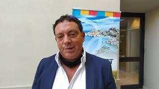 Tursport. Alessandro Nuccorini presenta la rassegna sportiva.