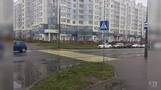 Женщина сбила мальчика, извинилась и уехала. Минск