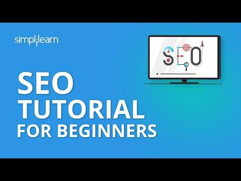 SEO Tutorial For Beginners | Learn SEO Step By Step | SEO Tutorial | Advanced SEO 2020 | Simplilearn Coupon