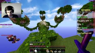 Double Upload, Babble and Frostbite Fails (Hypixel Skywars)