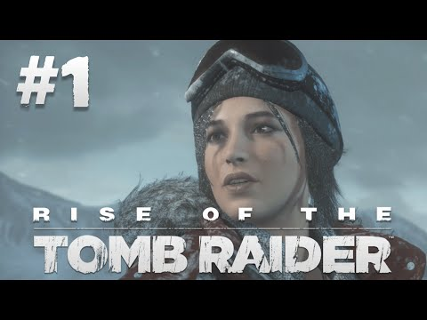 [GEJMR] Rise of the Tomb Raider - EP 1 - Úvod