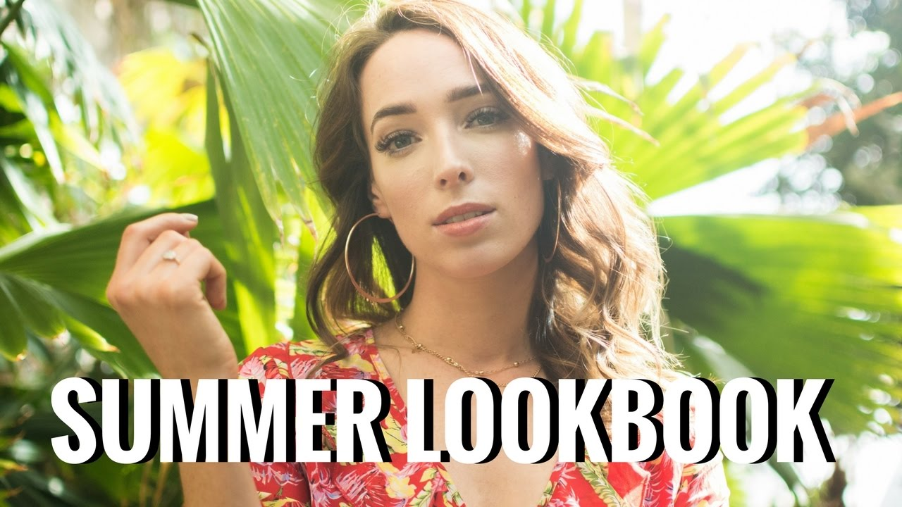 5 EASY SUMMER OUTFITS 🌿 ☀️ SUMMER TRENDS LOOKBOOK | CIARA O DOHERTY
