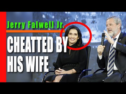 Jerry Falwell Jr  says his wife had an afair with the Florida 'pool boy'