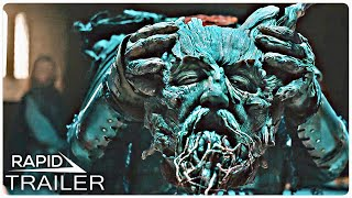 THE GREEN KNIGHT Official Trailer #2 (2021) Horror, Fantasy Movie HD