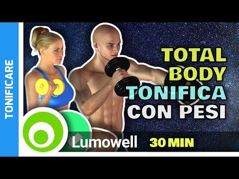 Perdere 10 grasso corporeo