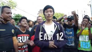 Easi 12 Vs Laure - Raw Barz (RAP BATTLE)