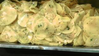 ГАРНИР - сливочный картофель