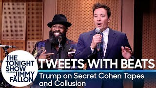 Tweets with Beats: Trump on Secret Cohen Tapes and Collusion