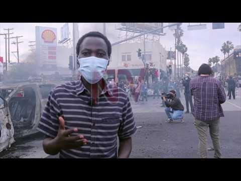 GEORGE FLOYD PROTESTS: Los Angeles put under state of emergency