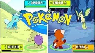 Game Phiêu lưu › Pokemon đại chiến Game vui 24h