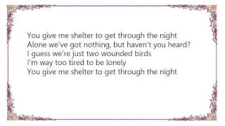 Charles  Eddie - Wounded Bird Lyrics