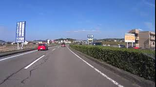 松山市で車が暴走