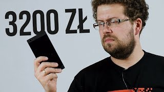 Czy smartfon za 3000 zł może zastąpić peceta?