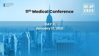Virtual Medical Conference 2020: REOPERATIVE ENDOMETRIOSIS – Day 2