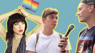 Why Gay's Love Carly Rae Jepsen   Connor Malbeuf