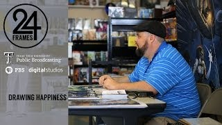 Drawing Happiness | 24 Frames | PBS Digital Studios