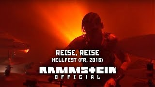 Rammstein   Reise, Reise (Live At Hellfest 2016)