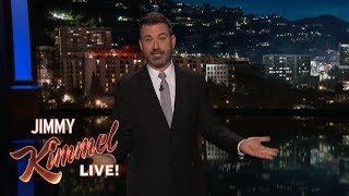 Jimmy Kimmel Doesn't Believe Gonzaga Exists
