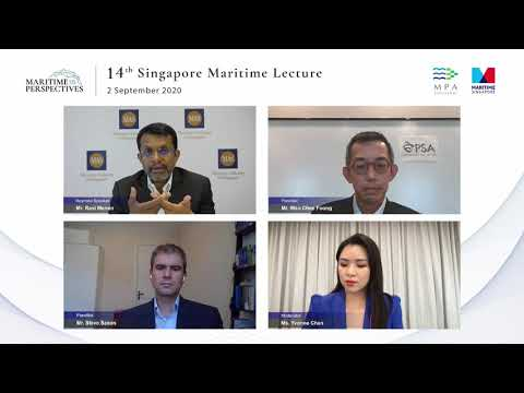 Singapore Maritime Lecture 2020 Highlights