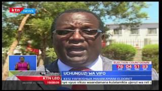 Uchunguzi wa vifo vya watoto watatu waliouawa kinyama huko Kapsoya unaendelea