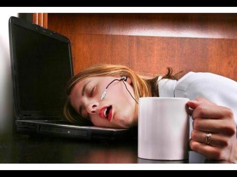 Сонливость, Апатия, Низкая Работоспособность. Причины Хронической Усталости. Говорит ЭКСПЕРТ