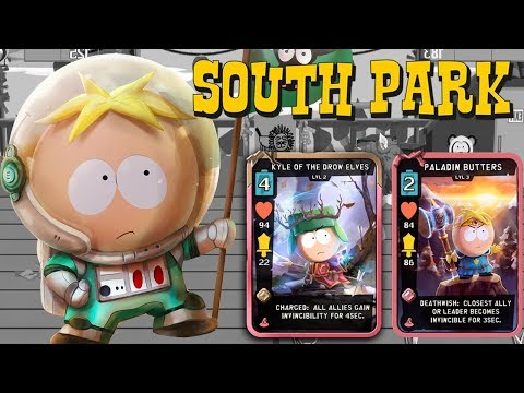 SOUTH PARK Phone Destroyer Gameplay Part 19 - STRONG SCI FI + FANTASY DECK (iOS Android)