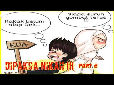 DIPAKSA NIKAH PART 2    DJ SPONGEBOB VERSI BURUNG GAGAK - CERPEN LUCU GOKIL !!!