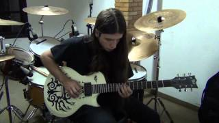 Guitar Cover - Dark Funeral - My Dark Desires