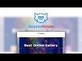 Artworker - PrestaShop šablona pro portfolio umělce a  internetovou galerii
