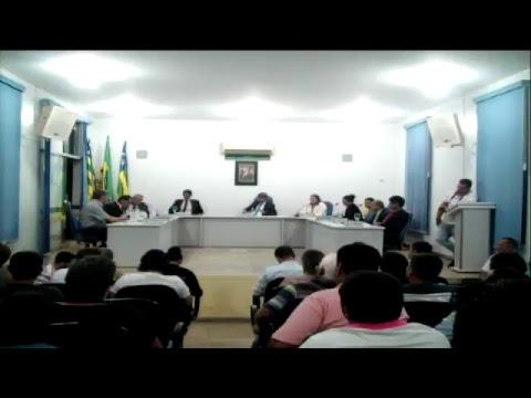 Sessão Ordinária do dia 26/02/2018 Câmara Municipal de Barro Alto GO