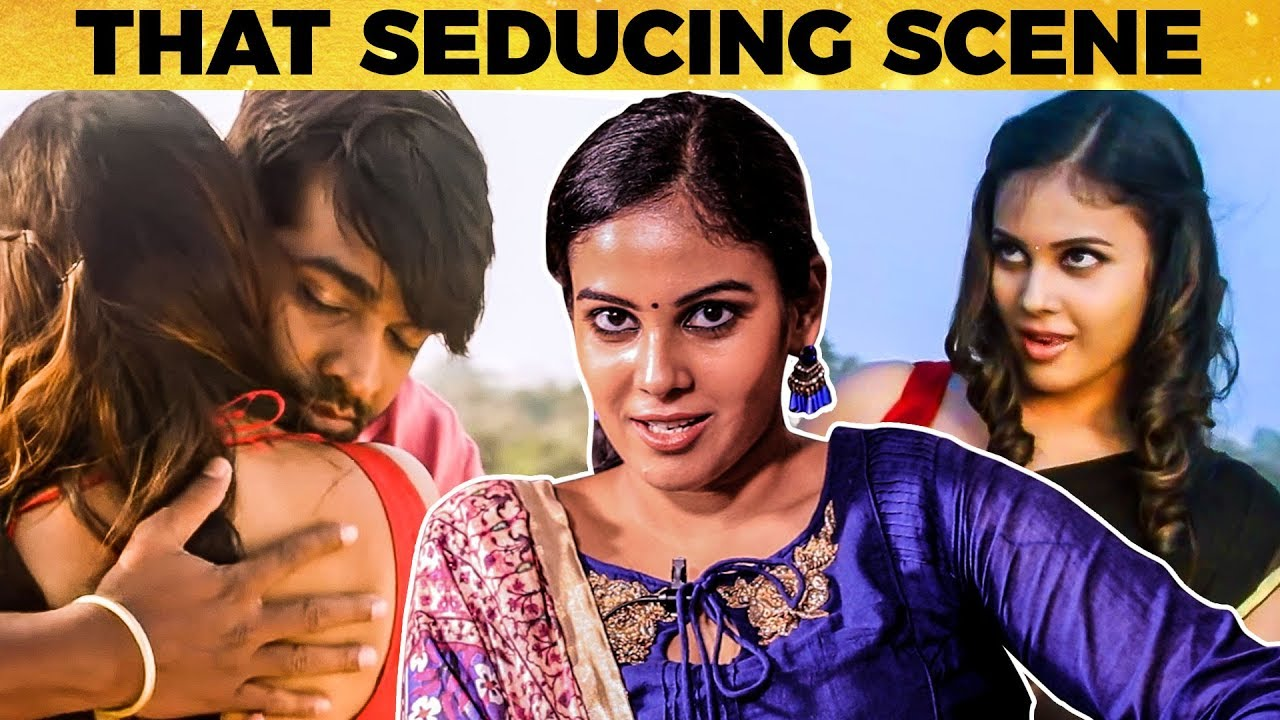 Seducing Vijay Sethupathi On Screen - Reveals Chandhini Tamilarasan   MY 389