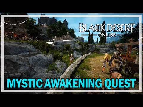 Black Desert - Berserker Awakening Quest Chain - смотреть онлайн на