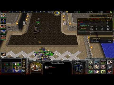 Download Wc3 Frozen Throne Blizzard Td Tower Defense Video 3GP Mp4