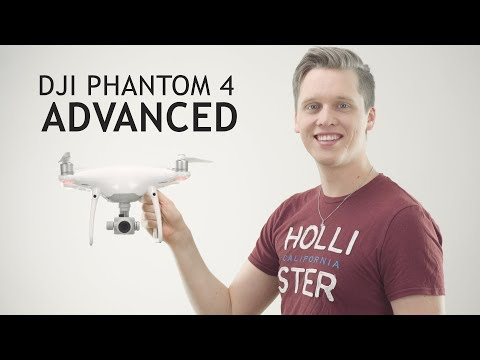 DJI Phantom 4 Advanced | Full Review | + Free 4K Test Footage