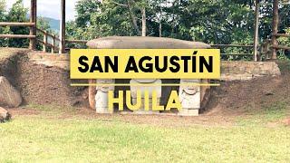 San Agustín, Huila