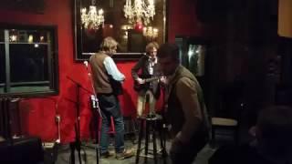Joel Plaskett and Al Tuck duet on Wishing Well, Love This Town