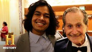 Rishi Sharma Is Interviewing Every Living World War II Veteran   History NOW