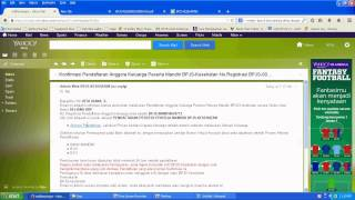 Cara Daftar Online BPJS 02 Cetak Virtual Account