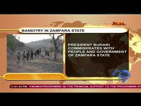 Buhari Commiserates with People & Government of Zamfara