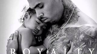 Chris Brown - Blow It In The Wind (Lyrics) Royalty