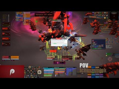p2bh Video: p2bh vs Xavius Mythic