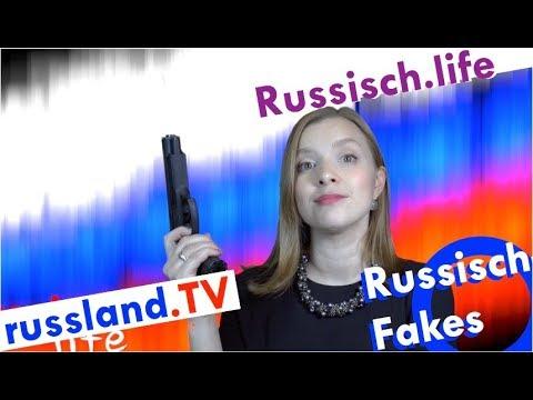 Russisch-Fakes, die es dort nicht gibt! [Video]